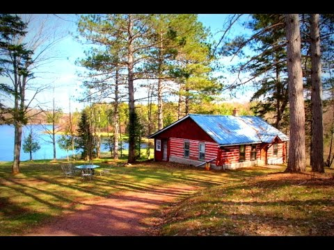 Eureka Lake Getaway - Wisconsin Waterfront Property For Sale