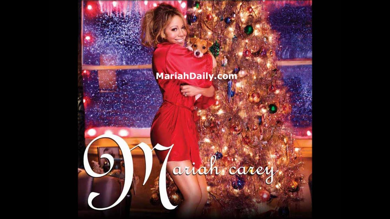 When Christmas Comes *Studio Version* - Mariah Carey with LYRICS ...