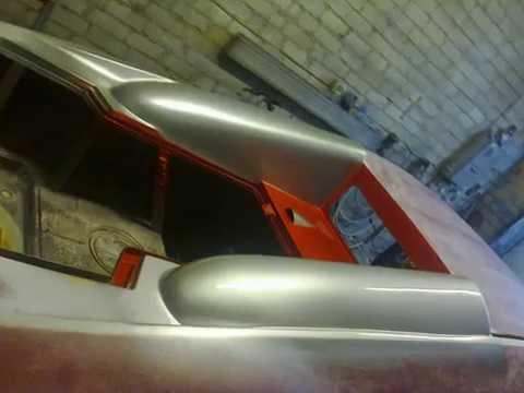 видео: bugatti veyron самоделка
