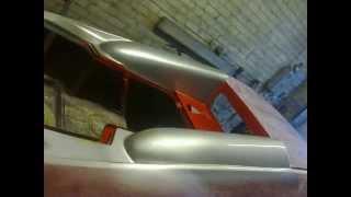 Bugatti Veyron самоделка