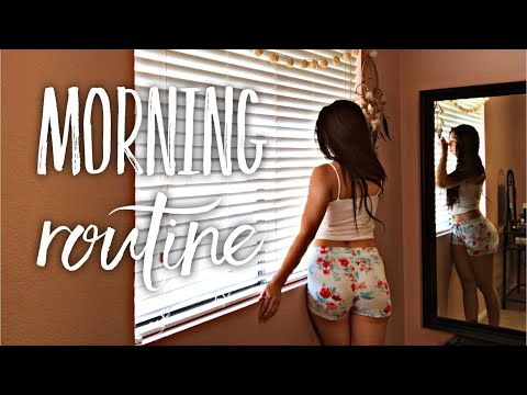 Get Ready For Summer Morning Routine 2018