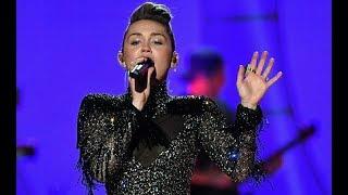 Miley Cyrus - Malibu - live