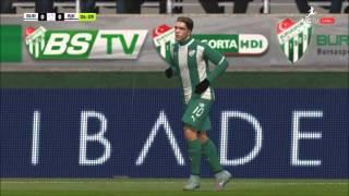 Fifa 16 Bursaspor - Beşiktaş Timsah Arena Atmosferi (Serhat Baştürk