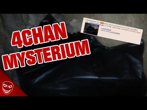 4Chan User verschwindet plötzlich! Gruseliges 4Chan Mysterium!