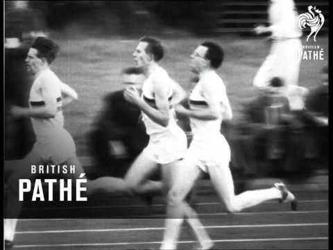 Four Minute Mile Aka 4minute Mile (1954)