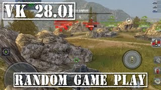 VK 28.01 Back to back 2k games - Is this fun? ||WOT Blitz||