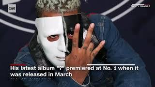 Rapper XXXTentacion, 20, shot dead