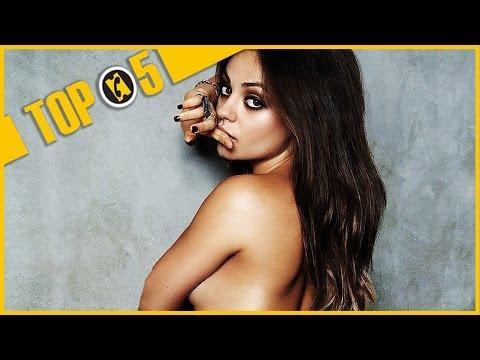 Top 5 des actrices les plus SEXY ! Allociné