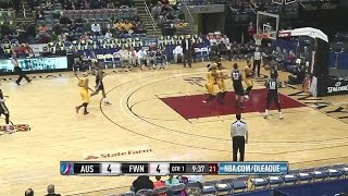 Highlights: Orlando Johnson (27 points) vs. the Mad Ants, 3/3/2015