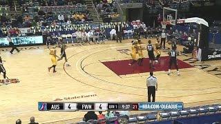 Highlights: Orlando Johnson (27 points) vs. the Mad Ants, 3/3/2015