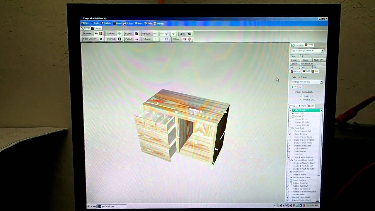 kitchen design software mac confidential book easycab plus 3d demo cabinet youtube