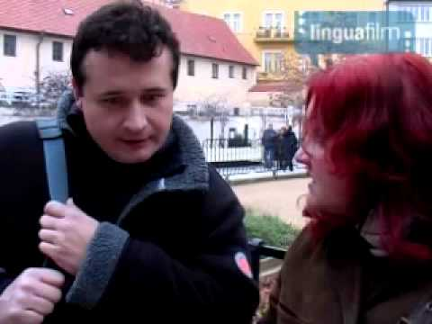 Czech language by film - www.linguafilm.com