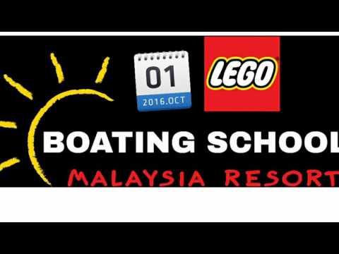 20161001 Legoland Malaysia : Boating School