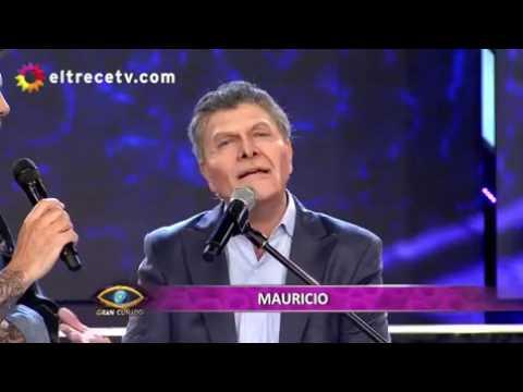 Volvió Gran Cuñado con el humor político de Mauricio y María Eugenia