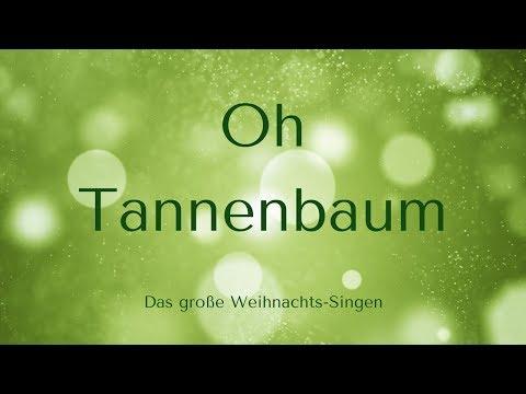 """""""Oh Tannenbaum"""" (KARAOKE)"""