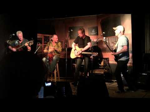 "Vinyl Radio -  Cover CSN's ""Suite Judy Blue Eyes"" @ Douglas Corner  Cafe in Nashville 8.27.15"