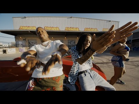 Смотреть клип Ybn Nahmir Ft. Yo Gotti - Pop Like This