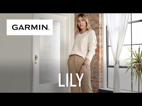 Garmin présente Lily : la montre connectée pour femmes