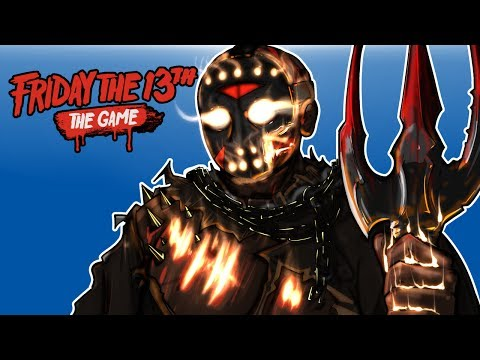 Friday The 13th - DLC SAVINI JASON! (NO ONE CAN HIDE!)