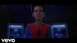 Imagine Dragons - Believer (NSG Remix) spiderman into the spider verse