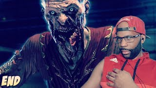 Dying Light the Following Walkthrough Gameplay Part 10 - When the Makeup Comes Off / Ending