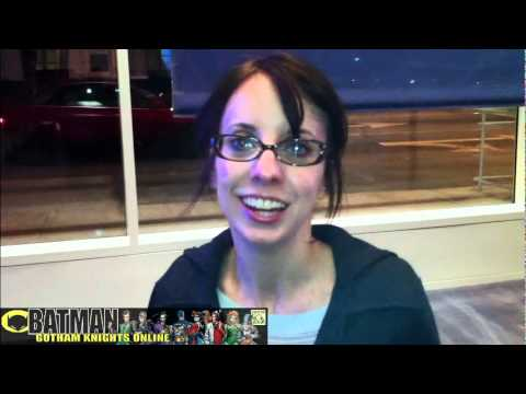 Justice League Doom Premiere GKO Exclusive Interview Lauren Montgomery.flv