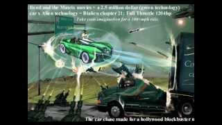 Star Wars/X-men/Matrix=BIAlien. Science fiction artwork video. Free eBook   (mobi,epub,pdf)download