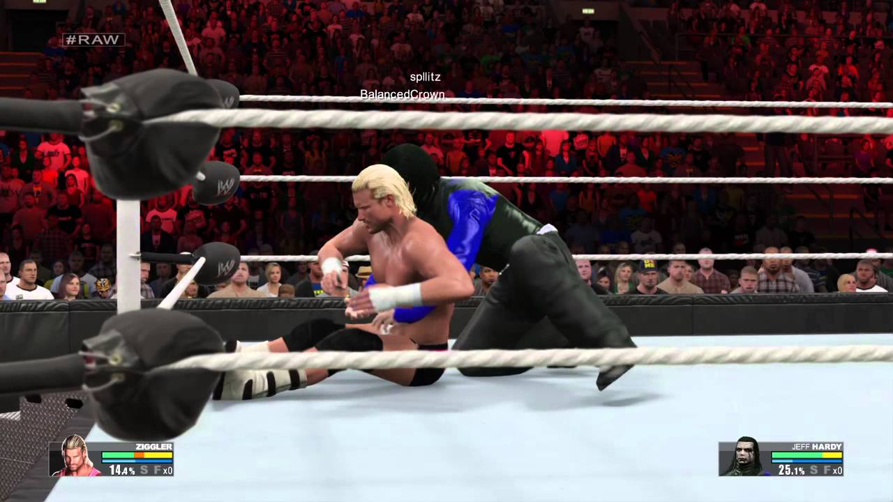 wwe 2k15 online matchmaking Wwe games of late have come with their share of online problems, but  matchmaking menus were really the villain most people were focused on thus,  2k15's.