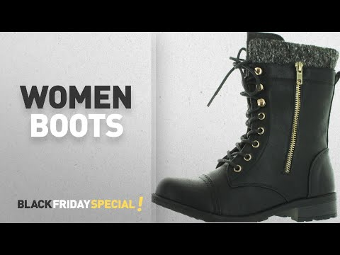 Women Boots By Link (Min 25% Off) // Amazon Black Friday Countdown