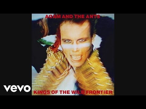 Adam & The Ants - Press Darlings (Audio)