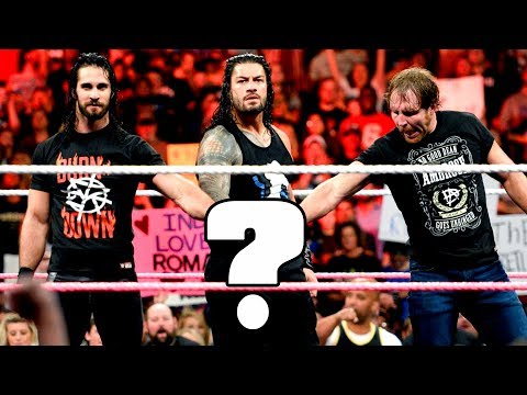 WILL THE SHIELD REUNION GET ROMAN REIGNS OVER? (Going In Raw MAT CHAT Episode 2)