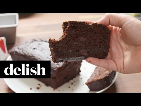 How To Make Death By Chocolate Zucchini Bread | Delish