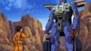 Transformers Armada - 04 - Comrade (2/3)