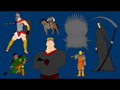 ASOIAF: The Andal Invasion - History of Westeros Series