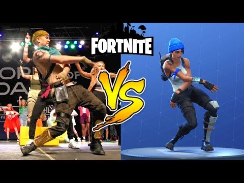 Fortnite Viral Dance On World Of Dance 2018