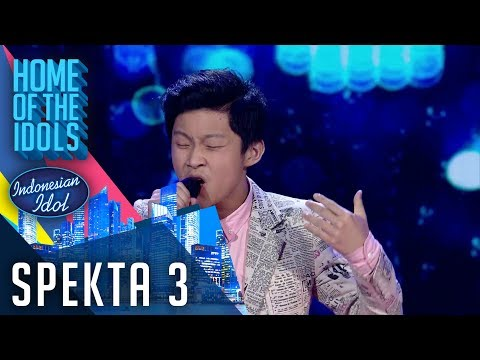 SAMUEL - OFFICIALLY MISSING YOU (Tamia) - SPEKTA SHOW TOP 13 - Indonesian Idol 2020