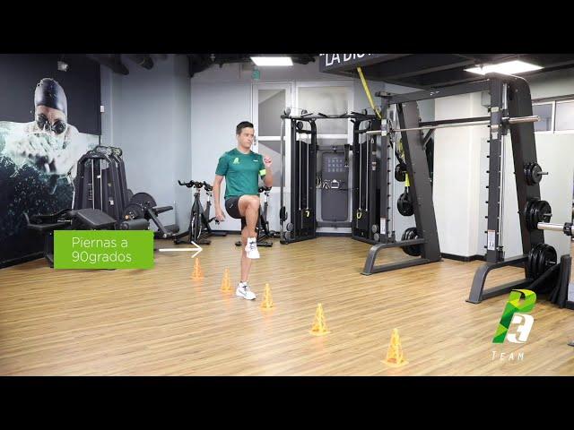 Técnica de atletismo #2