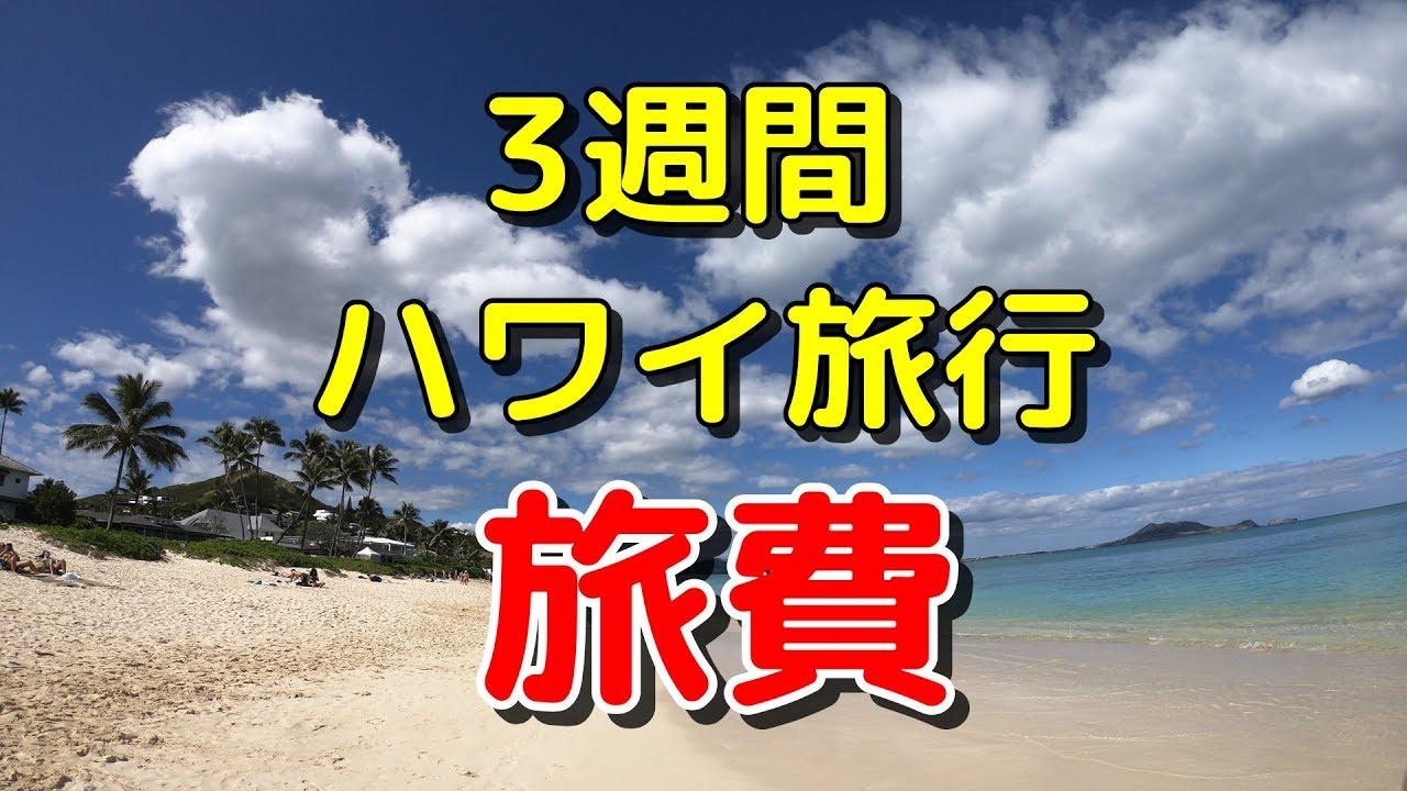 ハワイ 旅行 旅費