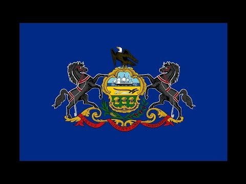 Pennsylvania's Flag and its Story