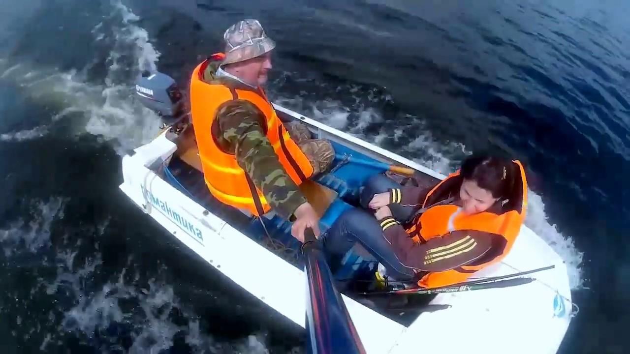 мотор для лодки романтика