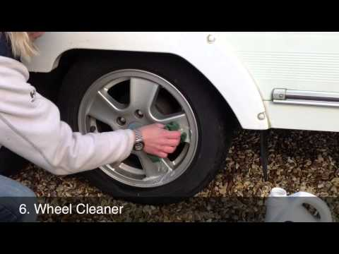 Inside and Out - All in One Caravan & Motorhome Cleaner from OLPro