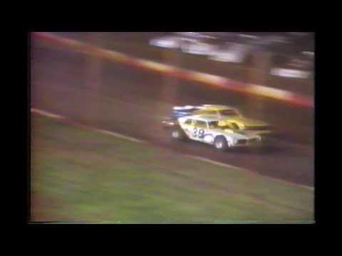Dixie Speedway 5/9/1992 Bomber Race #2!