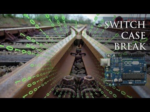 #8 Instrucción De Control SWITCH CASE BREAK En Arduino