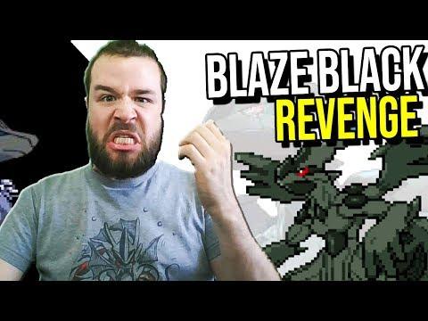 LA REVANCHE CONTRE CE JEU ULTRA DUR - Pokémon BLAZE BLACK NUZLOCKE REVENGE #1