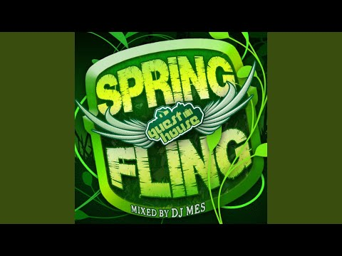 Spring Fling Mixed By DJ Mes