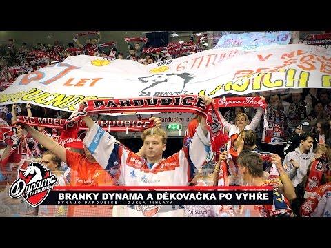Branky Dynama a děkovačka po obratu s Duklou Jihlava