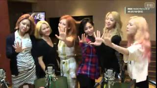 150712 SNSD - Never Gonna Look Back, GIRLS (funny ver.)