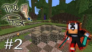 Minecraft The Pact SMP | Еп.2 | Започваме селото + BaumLP се появява