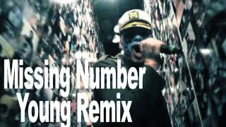 Hollywood Undead Dubstep - Young (Missing Number Remix)