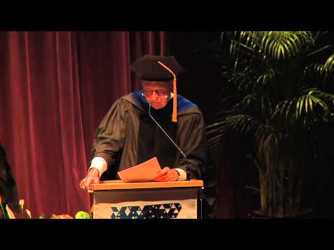Duke Engineering 2015 Master of Science Degree Hooding Ceremony